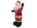 EUROPALMS Inflatable Figure Santa Claus, 300cm
