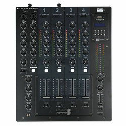 DAP Core MIX-4 USB, 4 Channel DJ Mixer with USB Interface