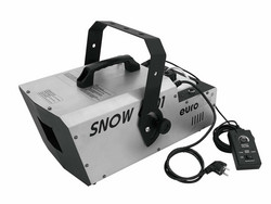 EUROLITE Set Snow 6001 Snow Machine + Snow Fluid 5l