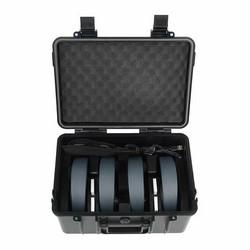 CAME-TV WAERO Duplex Digital Wireless Headset, 4-pack + Case
