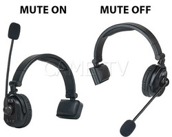 CAME-TV WAERO Duplex Digital Wireless Headset, 9-pack + Case