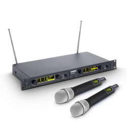 LD Systems WIN 42 HHD 2 B 5, Wireless Microphone System