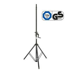 Gravity SP 4722 B, Wind-Up Speaker Stand