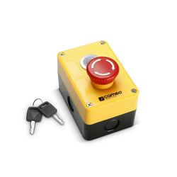 Cameo EKS XLR, Emergency Stop Switch with Key Control