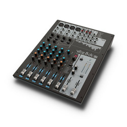 LD Systems VIBZ 8 DC, 8 Channel Mixing Console with DFX and Compressor
