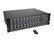 OMNITRONIC RM-1422FXA USB Rack Power Mixer