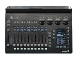 WorkPro LightShark LS-1, DMX Console up to 8 Universes.