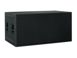 WorkPro ARION SL 218 SA Self-powered Subwoofer 2x 18