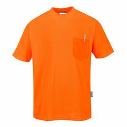 PORTWEST Day-Vis Lyhythihainen T-paita