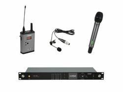 PSSO Set WISE TWO + Dyn. wireless microphone + BP + Lavalier 823-832/863-865MHz