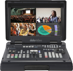 Datavideo HS-1600T MKII HDBaseT Portable Video Streaming Studio