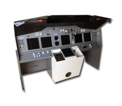 Boeing 737NG Simulator MIP Ethernet