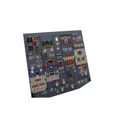 B737MAX - FWD Overhead Ethernet