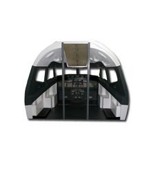 Sismo B737 Cockpit Shell - Advanced Line