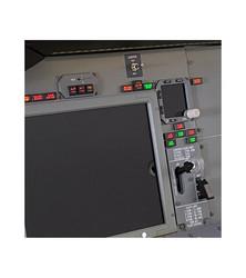 Boeing 737MAX Simulator MIP Single Ethernet