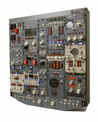 B737NG - FWD Overhead Ethernet