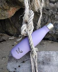 Meribottles Purple 500ml, Ruostumaton Teräs