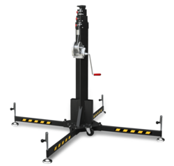 GUIL ELC-770, 250kg/5.2m Telescopic Lifting Tower