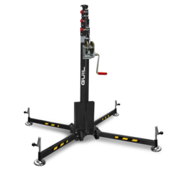 GUIL ELC-730, 125kg/4.5m Telescopic Lifting Tower