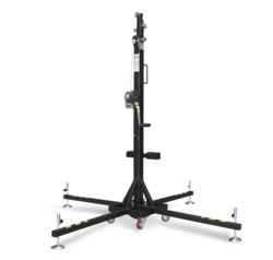 GUIL ELC-740, 150kg/5.1m Telescopic Lifting Tower