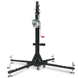 GUIL ELC-760, 180kg/5.4m Telescopic Lifting Tower