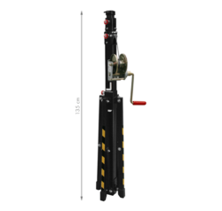 GUIL ELC-720, 125kg/3.5m Telescopic Lifting Tower