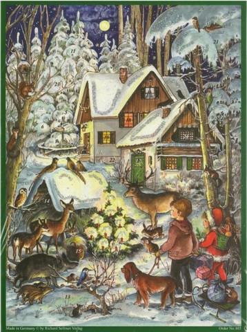 Joulukalenteri 805