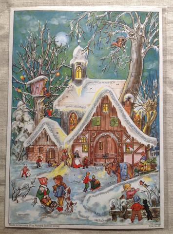 Joulukalenteri 48