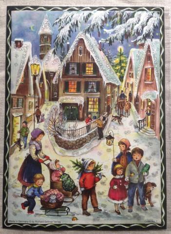 Joulukalenteri 1