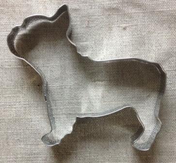 Piparkakkumuotti bulldog