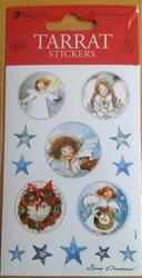 Joulutarra 4, pyöreät enkelit