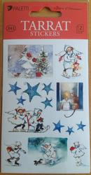 Joulutarra 2, enkeleitä ja eläimiä