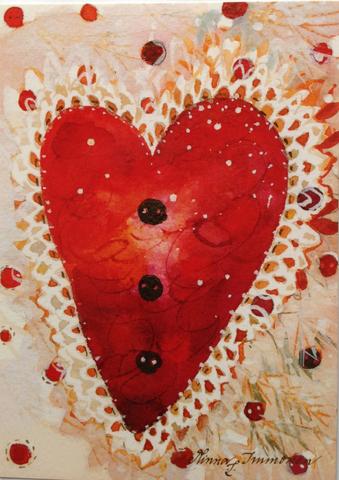 Kolmen napin sydän