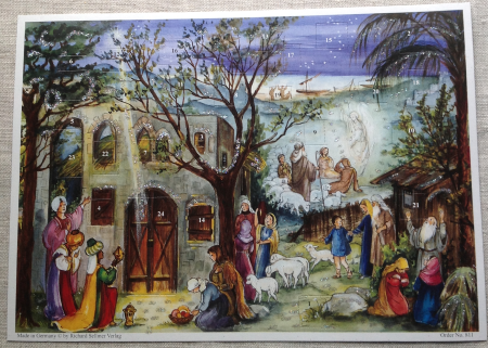 Joulukalenteri 811