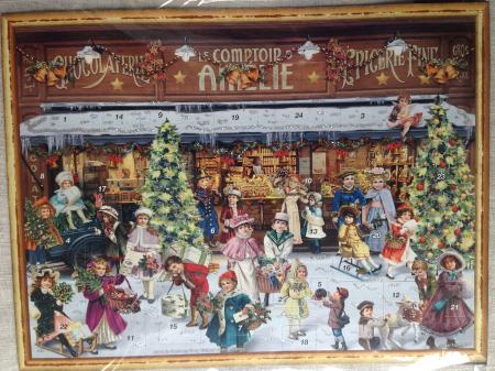 Joulukalenteri 70130