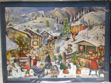 Joulukalenteri 70105