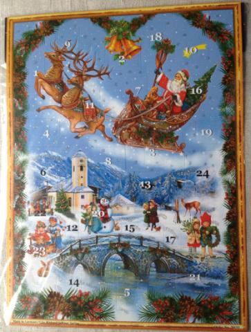 Joulukalenteri 70133