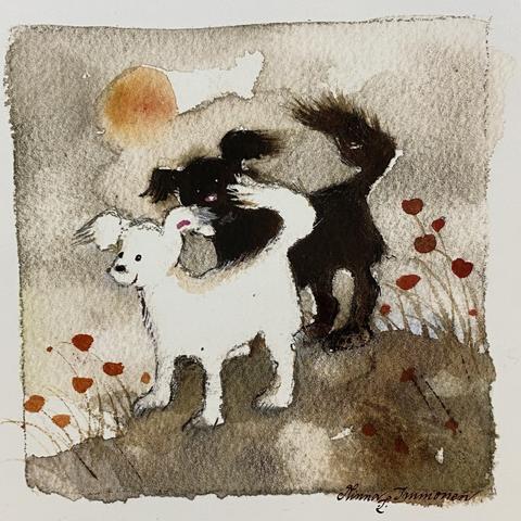 Koirat neliökortti