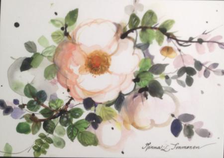 Juhannusyön ruusu
