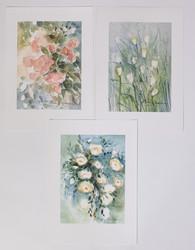 Kukkia A4