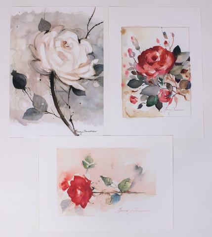 Ruusut A4