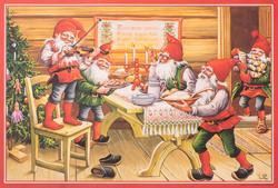 Joulua valmistellaan