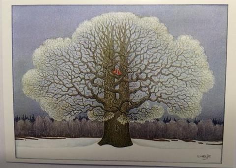 De röda fåglarnas träd