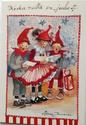 Minna Immosen joulukortteja 0,50 / kpl