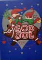 Julkort på svenska