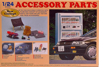 Accessory Parts, 1:24