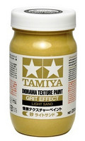 Diorama Texture Paint Grit Effect, Light Sand 250ml