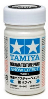 Diorama Texture Paint Snow Effect, White 100ml