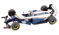 Williams FW16 Australian G.P. 1994, 1:43