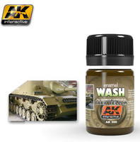Enamel Wash Dark Yellow 35ml